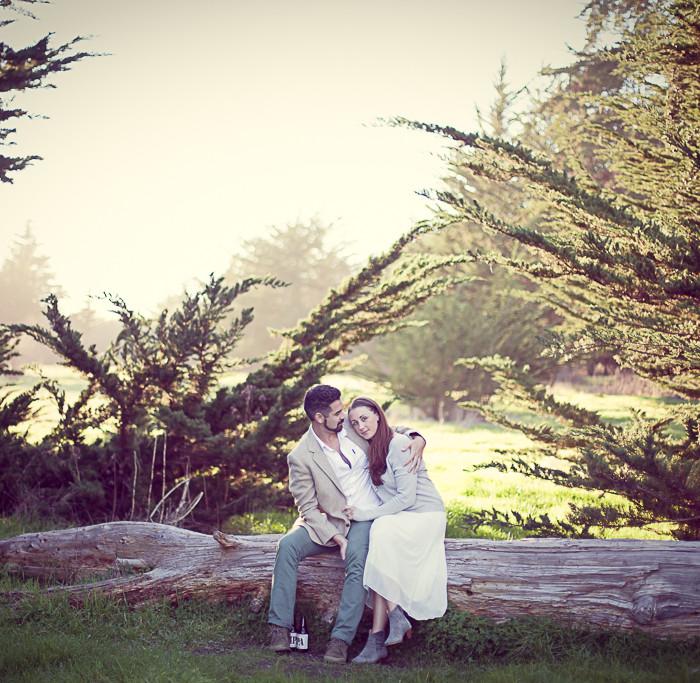 Lucas + Amber // Lighthouse Field, Santa Cruz Love Shoot