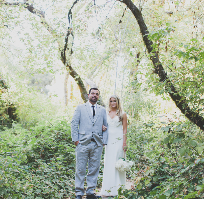 Keith + Shantee Tie the Knot! // Highlands Park Ben Lomond Wedding