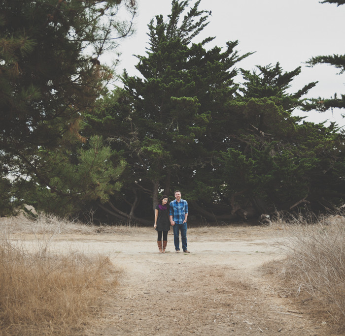Brian + Lydia // Lighthouse Field Santa Cruz Love Shoot