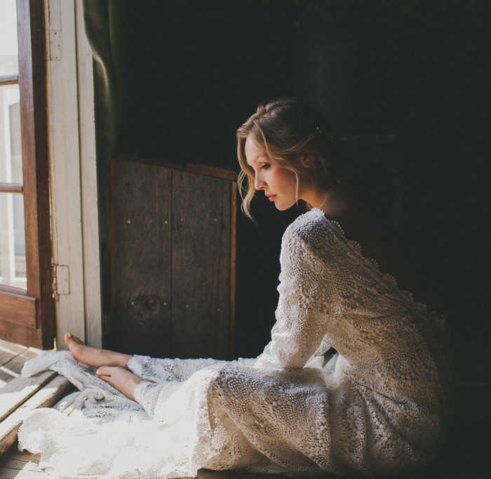 LITTER + LOHO Bride Pop-Up // Bridal Collection Lookbook Shoot