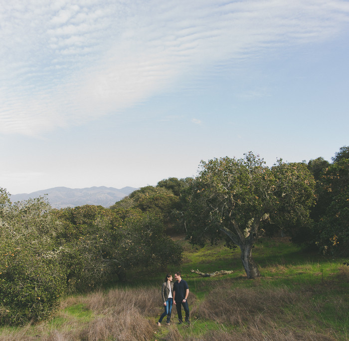Kristen + Mike // Laguna Seca Raceway Engagement Shoot