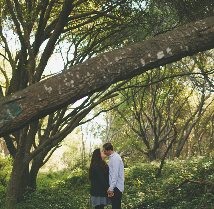Jessica + Andrew // Santa Cruz Engagement Session