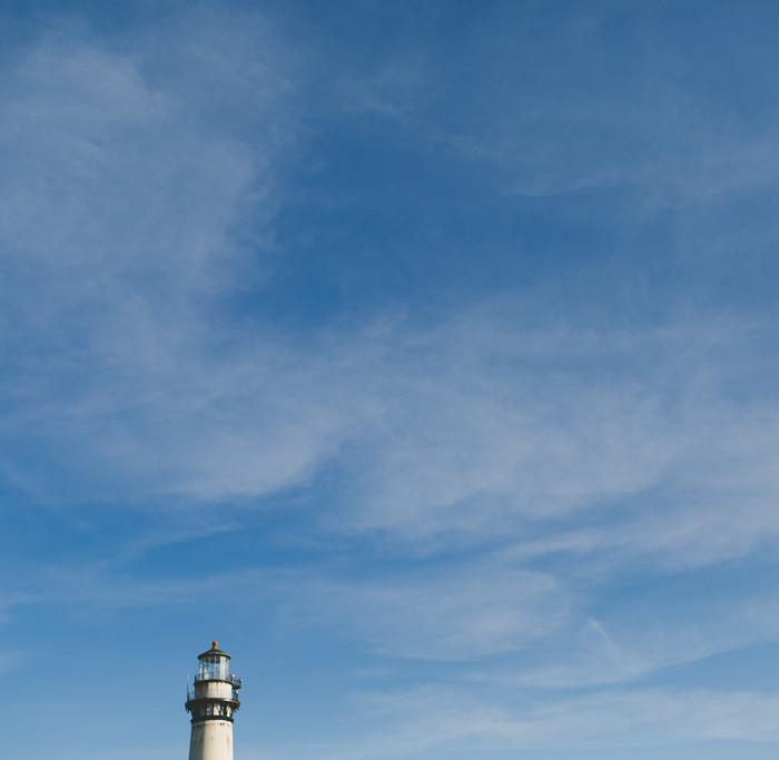 Stephanie + Ben // Pigeon Point Lighthouse North Coast Engagement Shoot