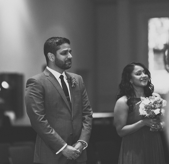 Megan + Amish Tie the Knot // Terra Gallery San Francisco Wedding