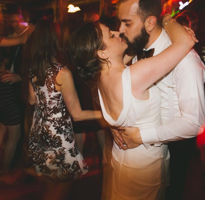 Brittney + Brian // San Francisco Presidio and Log Cabin Wedding