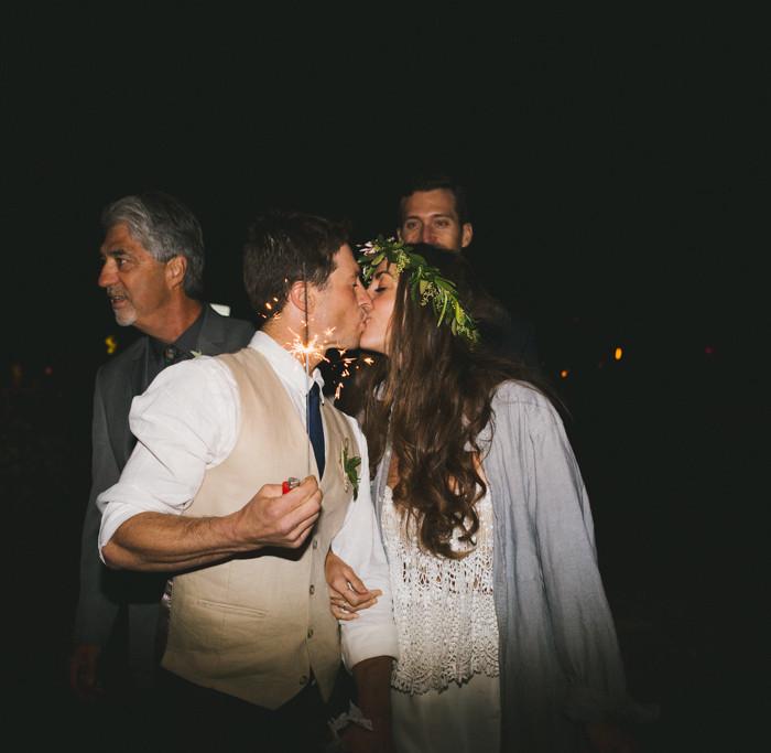 Chris + Paige // Aptos Village Park Wedding